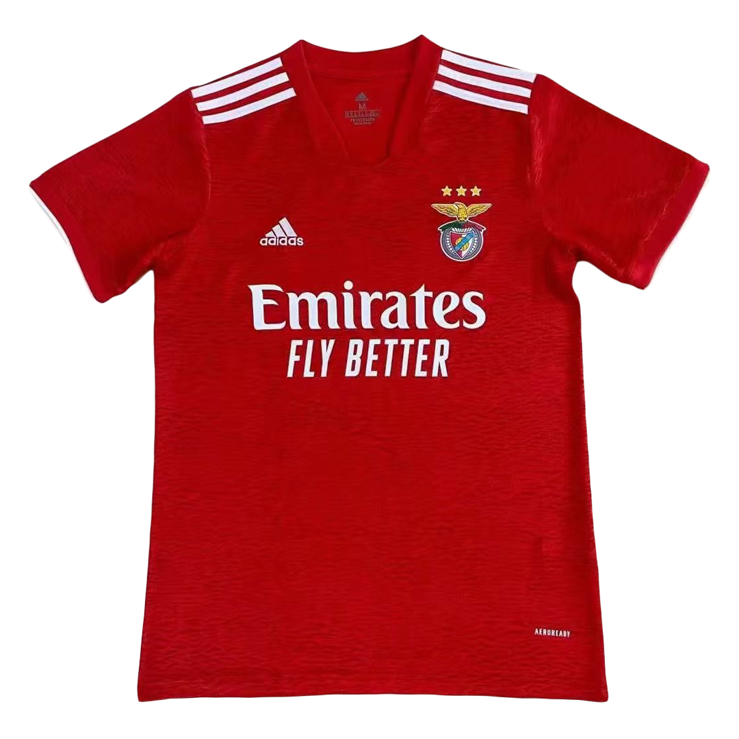 Replica Benfica Home Jersey 2021/22 By Adidas