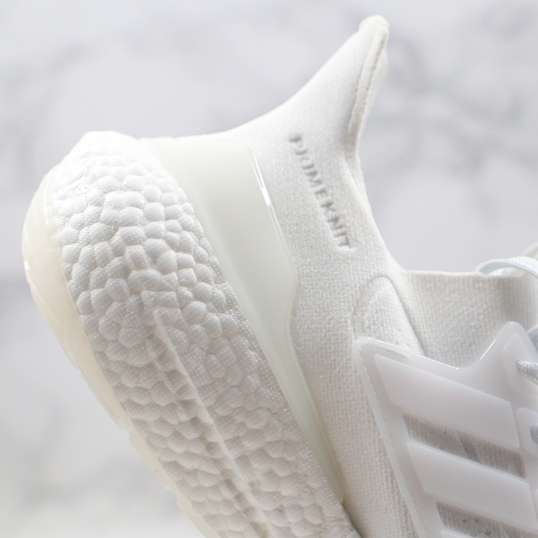 Sneakers By Adidas UltraBoost 21 'Cloud White'