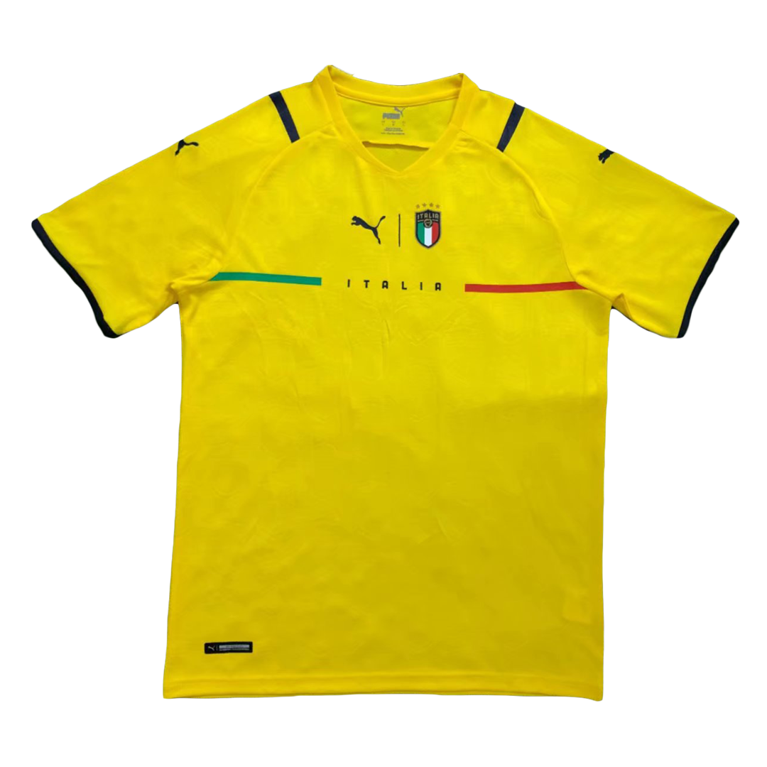 Replica Italy Goalkeeper Jersey 2021/22 By Puma