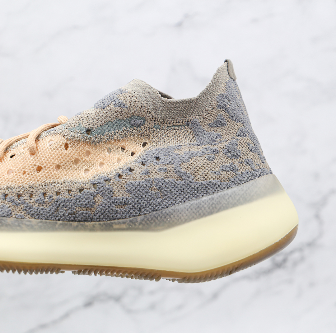 Sneakers By Adidas Yeezy Boost 380 Mist Non-Reflective