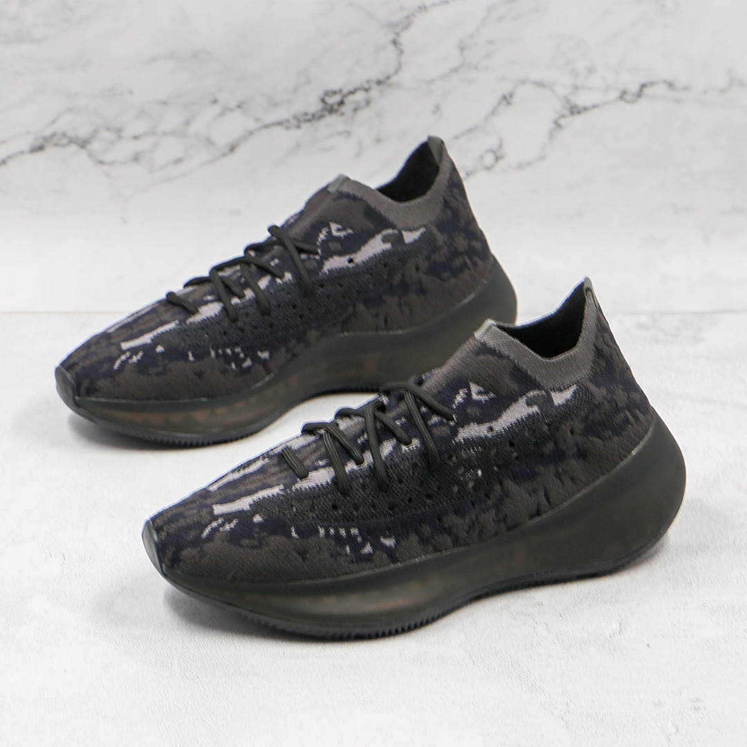 Sneakers By Adidas Yeezy Boost 380 Onyx Reflective