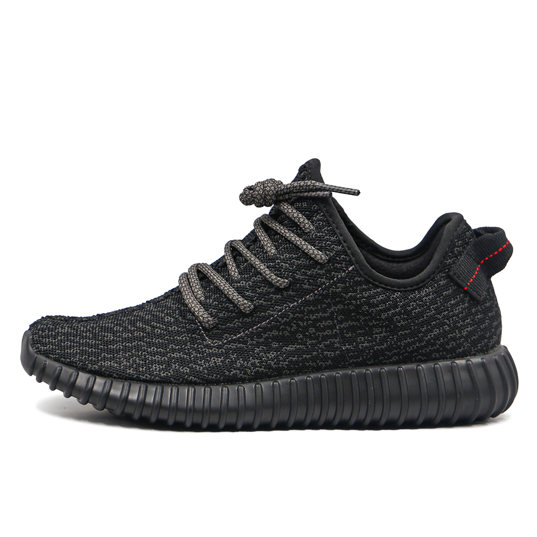 Sneakers By Adidas Yeezy Boost 350 Pirate Black