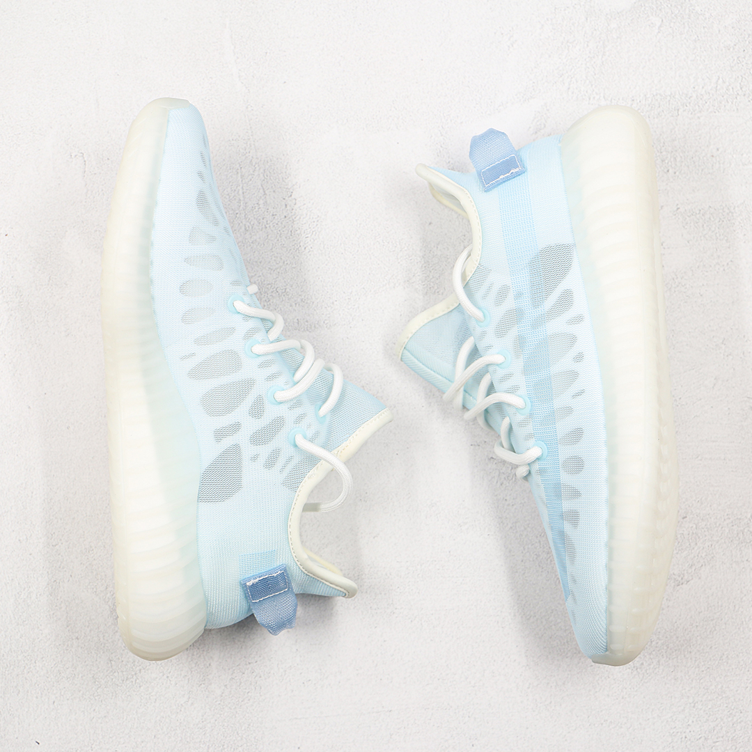 Sneakers By Adidas Yeezy Boost 350 V2 Mono Ice