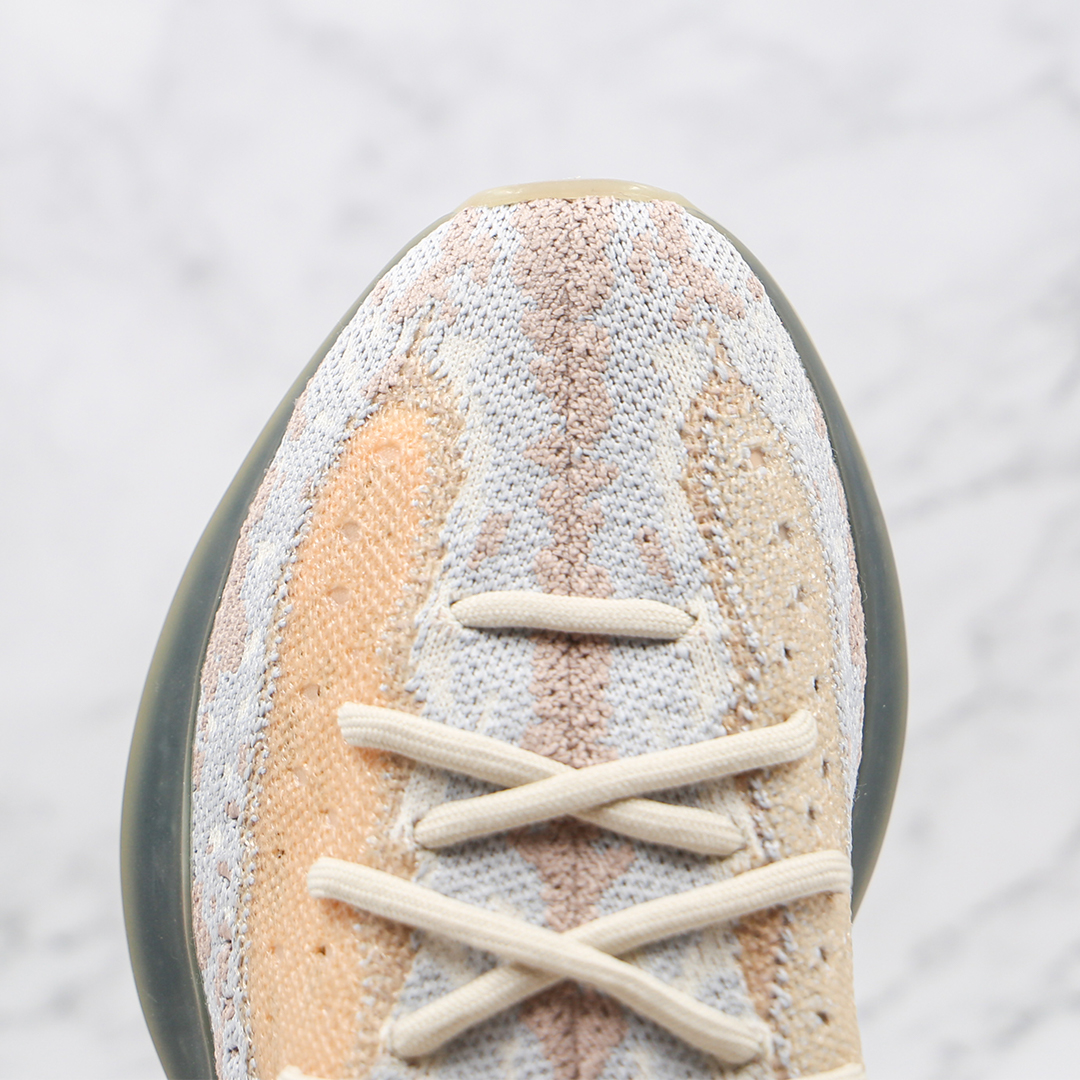 Sneakers By Adidas Yeezy Boost 380 Pepper Non-Reflective