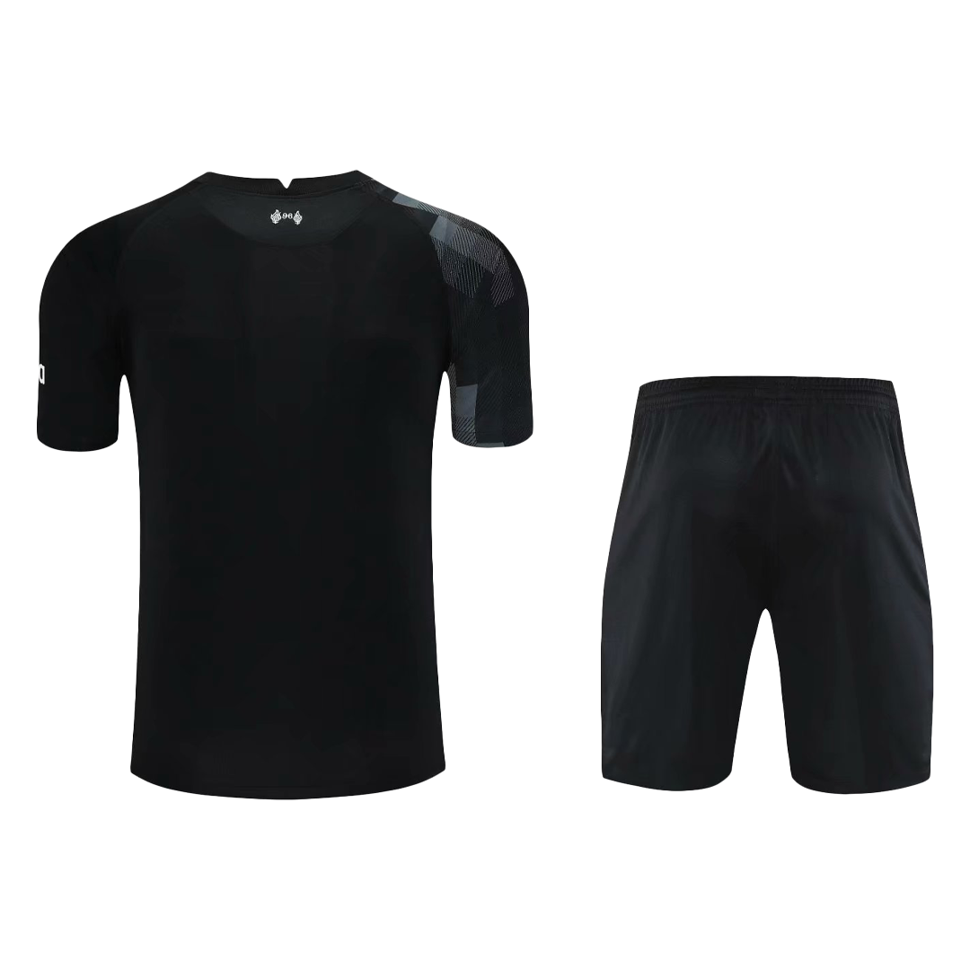 Liverpool Goalkeeper Kit 2021/22 By Nike