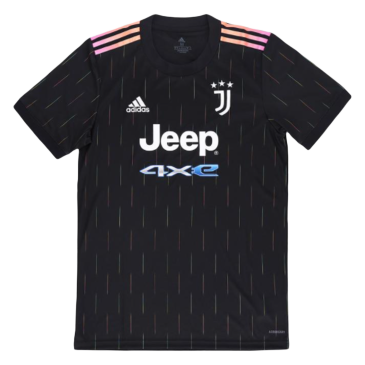 Replica Juventus Away Jersey 2021/22 By Adidas