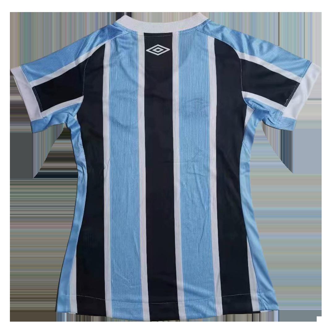 Replica Grêmio FBPA Home Jersey 2021/22 By Umbro Women