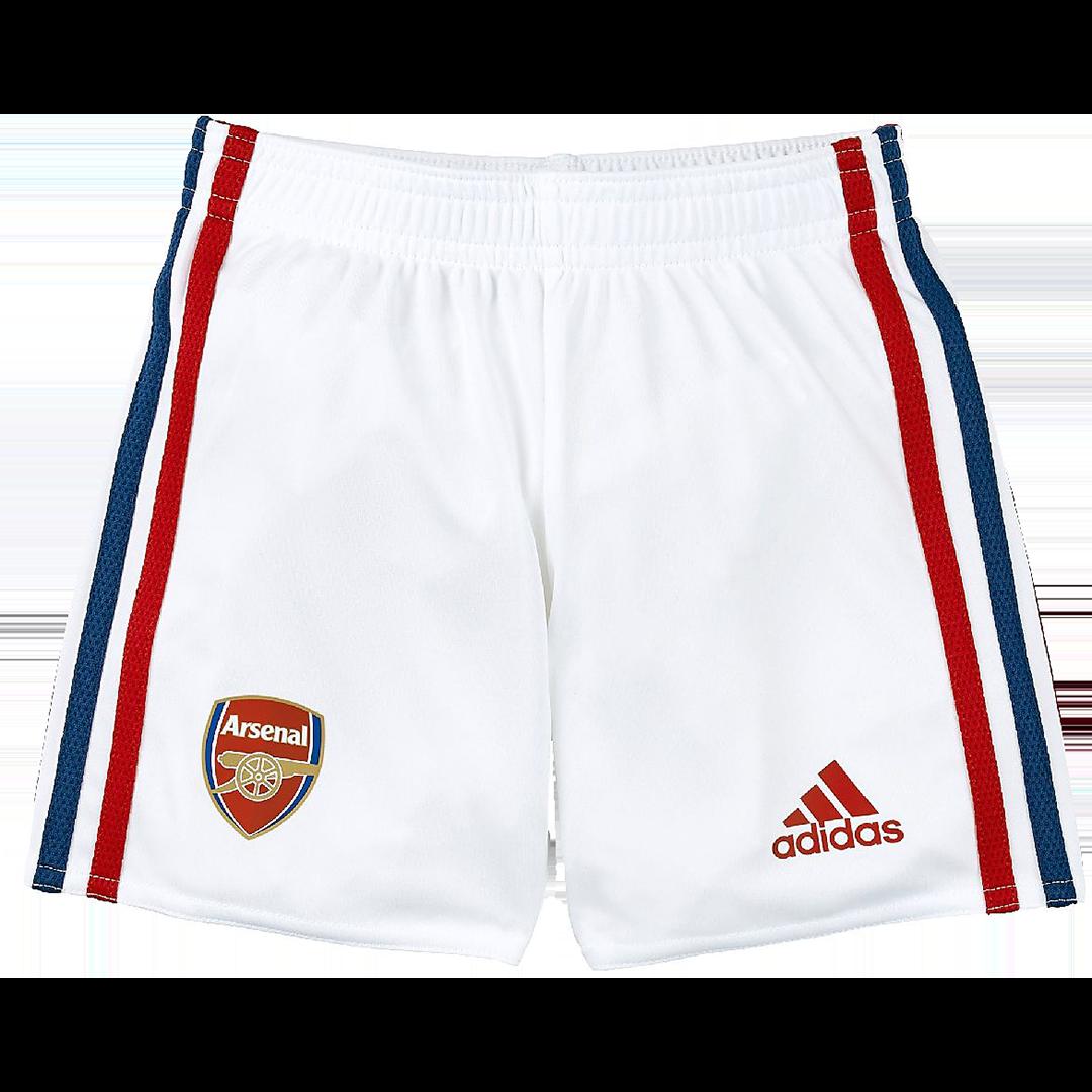 Arsenal Home Kit 2021/22 By Adidas Kids