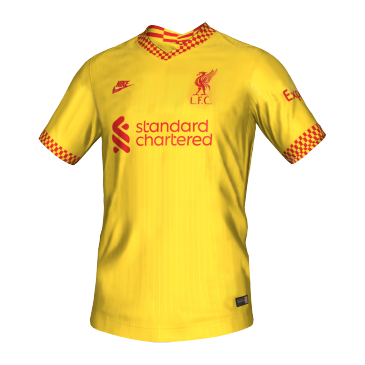 Authentic Liverpool Third Away Jersey 2021/22 By Nike
