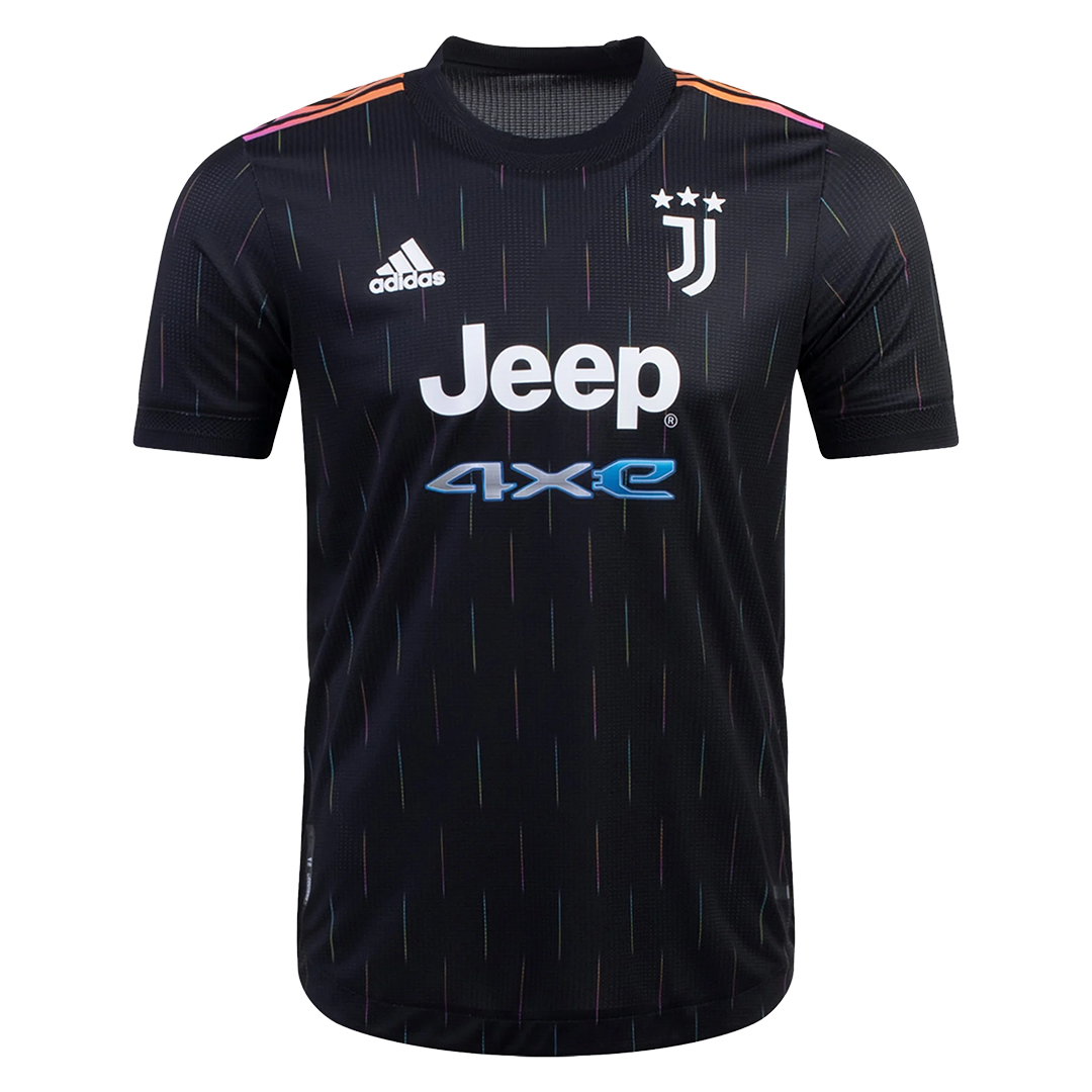 Authentic Juventus Away Jersey 2021/22 By Adidas