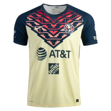 Authentic Club America Home Jersey 2021/22 By Nike