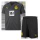 Borussia Dortmund Away Kit 2021/22 By Puma Kids