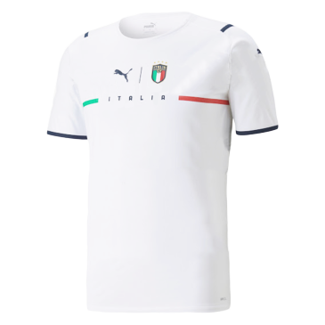 Authentic Italy Away Jersey 2021 By Puma