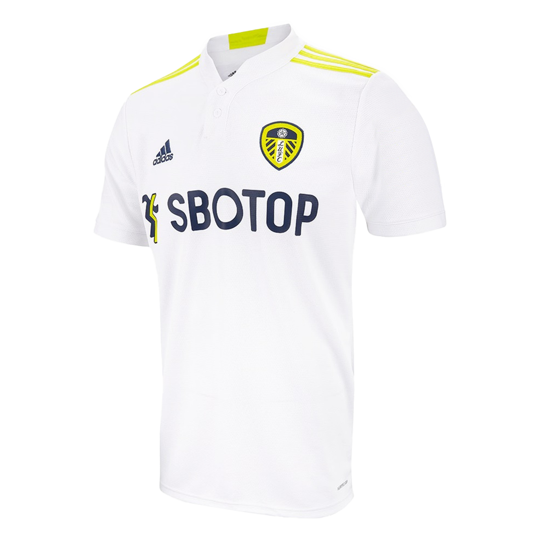 Authentic Leeds United Home Jersey 2021/22 By Adidas