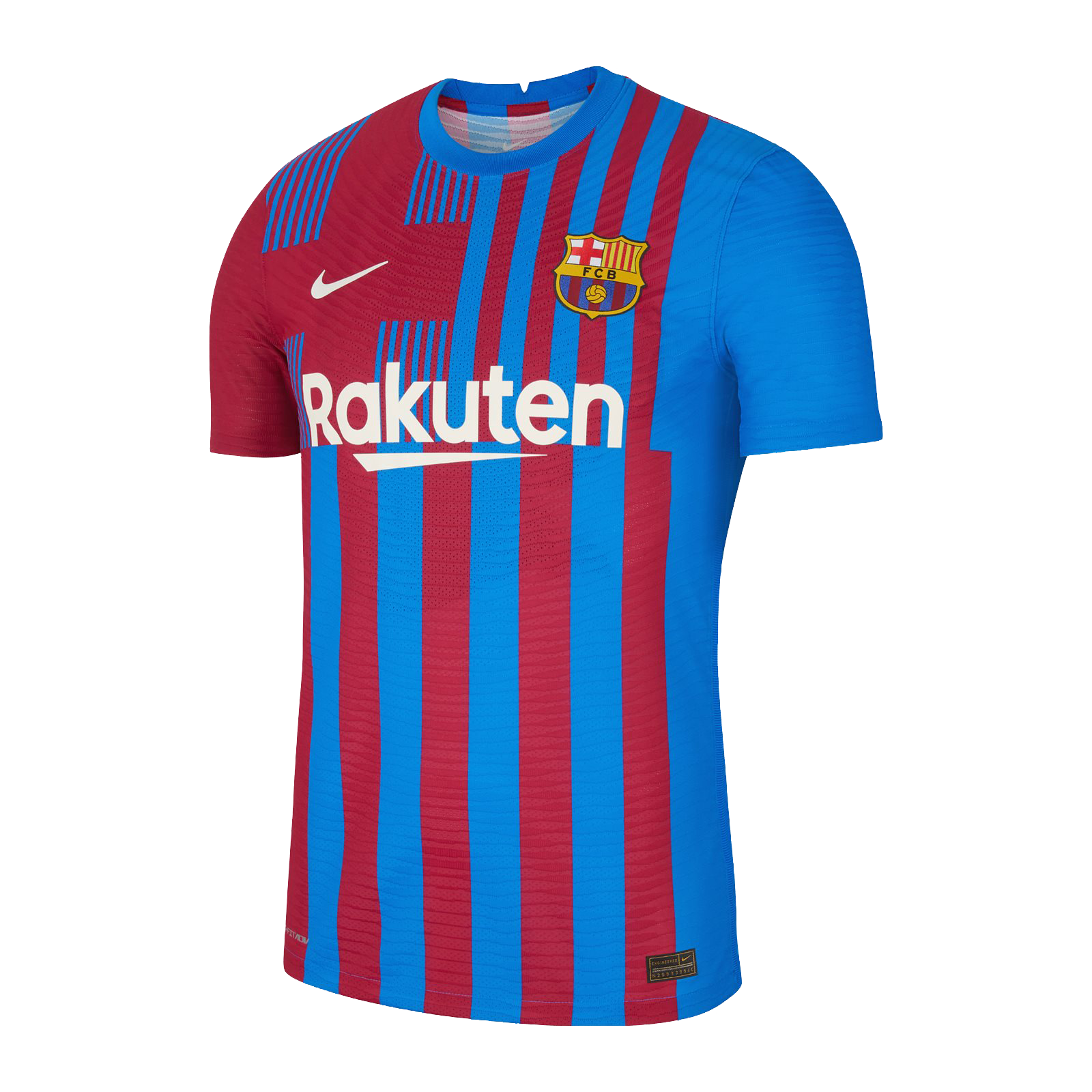 Authentic Barcelona Home Jersey 2021/22 By Nike