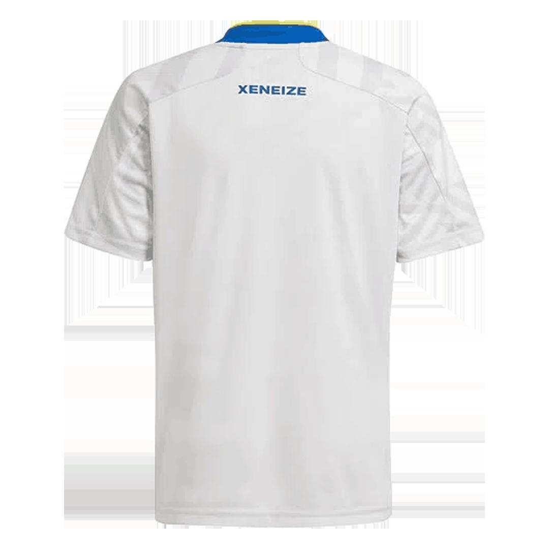 Replica Boca Juniors Away Jersey 2021/22 By Adidas
