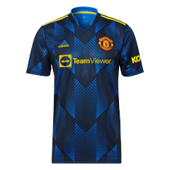 Replica Manchester United Third Away Jersey 2021/22 By Adidas