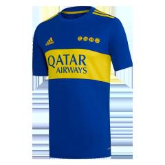 Replica Boca Juniors Home Jersey 2021/22 By Adidas