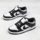 Sneakers By Nike Dunk Low Black White