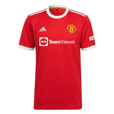 Replica Manchester United Home Jersey 2021/22 By Adidas
