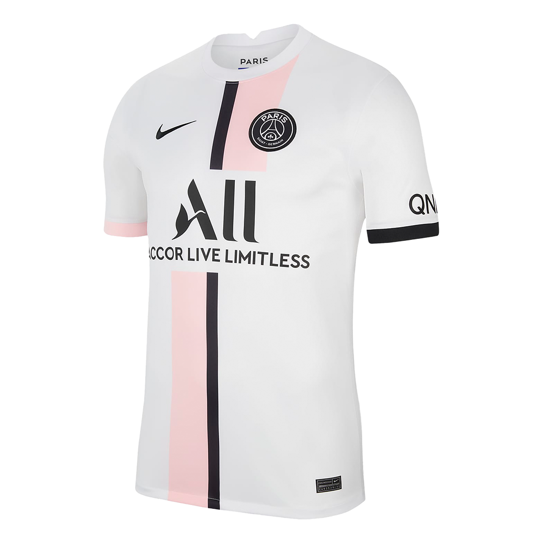 Authentic PSG Away Jersey 2021/22 By Nike