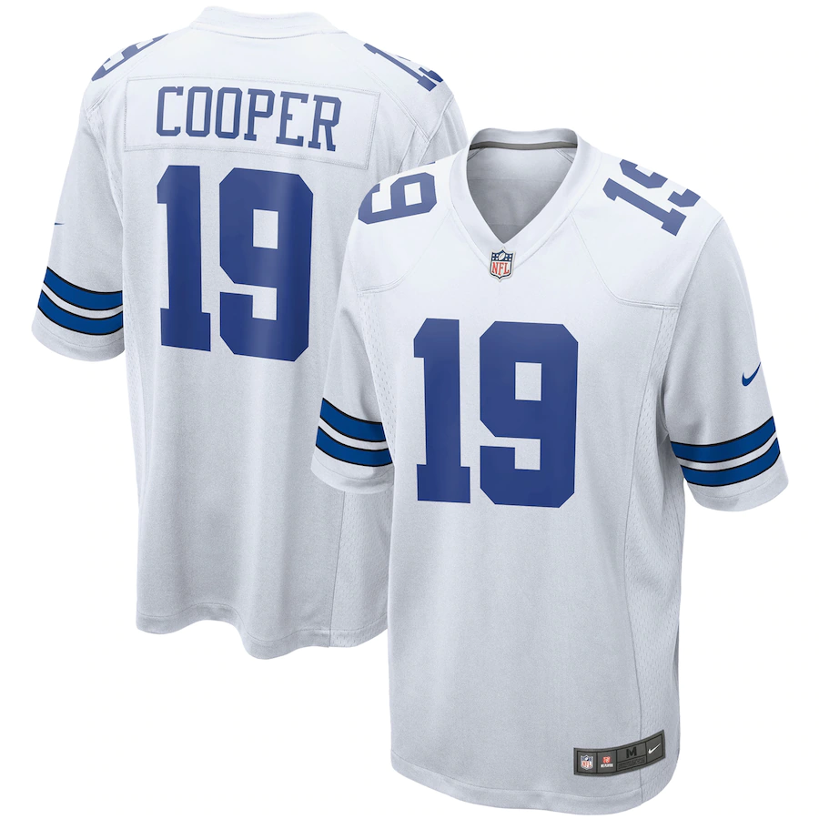 NFL COOPER #19 Dallas Cowboys Game Jersey