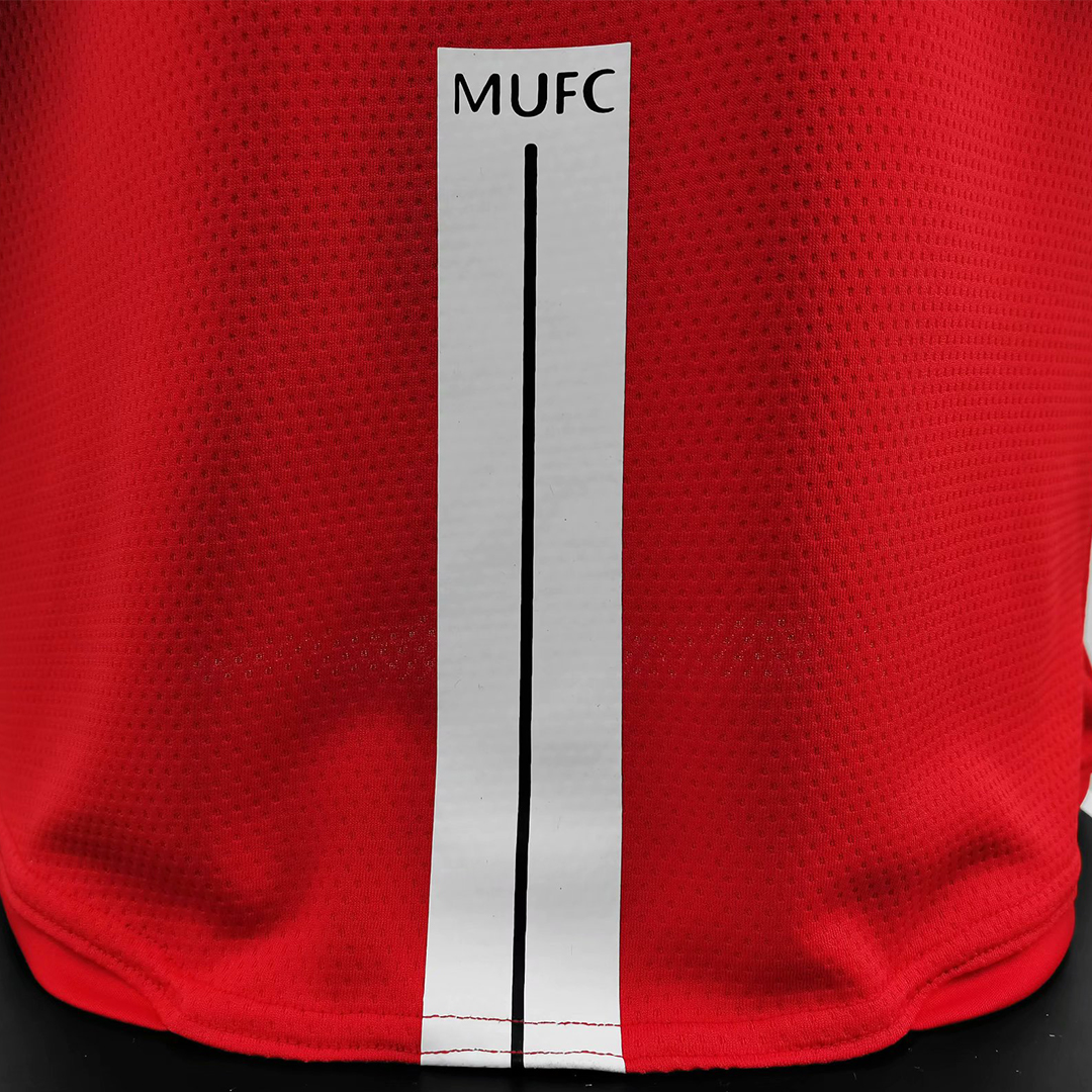 Retro Manchester United Home Jersey 2007/08 By Nike