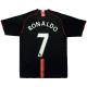 Retro RONALDO #7 Manchester United Away Jersey 2007/08 By Nike