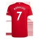 Replica RONALDO #7 Manchester United Home Jersey 2021/22 By Adidas