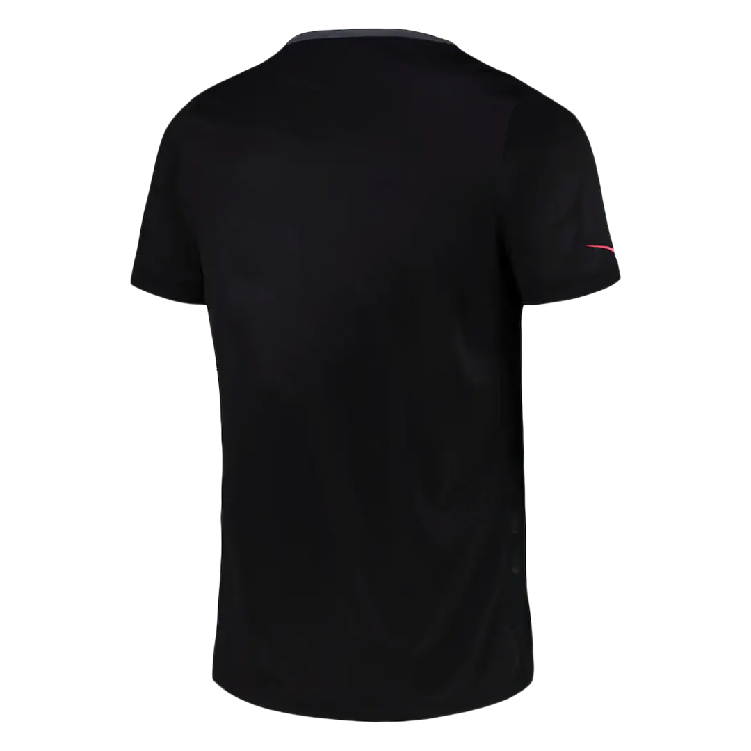 Replica Messi #30 PSG Third Away Jersey 2021/22 By Nike