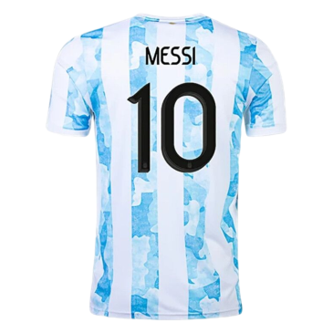 Replica MESSI #10 Argentina Home Jersey 2021 By Adidas