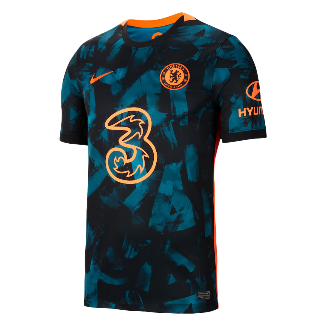 Replica Chelsea Third Away Jersey 2021/22 By Nike