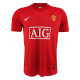 Retro RONALDO #7 Manchester United Home Jersey 2007/08 By Nike