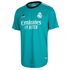 Authentic Real Madrid Third Away Jersey 2021/22 By Adidas