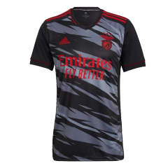 Replica Benfica Third Away Jersey 2021/22 By Adidas