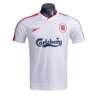 Retro Liverpool Away Jersey 1998/99 By
