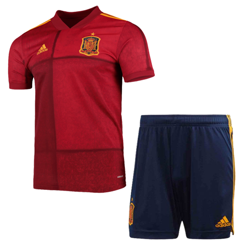 Spain Home Kit 2020 By Adidas